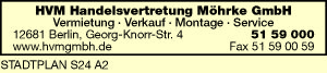HVM Handelsvertretung Möhrke GmbH