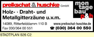 Preikschat & Huschke GmbH
