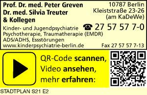 Greven, Peter, Prof. Dr.med., Treuter, Silvia, Dr.med. & Kollegen
