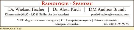 Fischer, Wieland, Dr., Kirch, Alexa, Dr. und DM Andreas Brandt