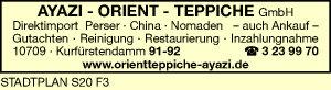 Ayazi-Orient-Teppiche GmbH