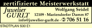 Juwelier Gurlt, Wolfgang Seidel