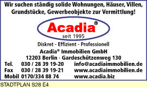 Acadia Immobilien GmbH