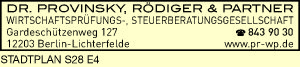 Provinsky, Dr., Rödiger & Partner