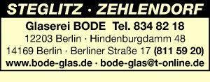 Kunst- Bauglaserei Werner Bode GmbH