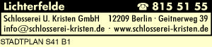 Kristen U. Schlosserei GmbH