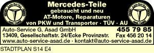 Auto-Service G. Asad GmbH