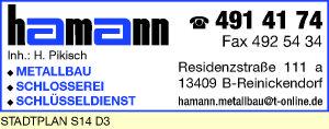 Hamann Inh. H. Pikisch