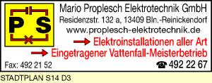 Proplesch Elektrotechnik GmbH, Mario