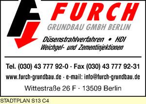 Furch Grundbau GmbH Berlin