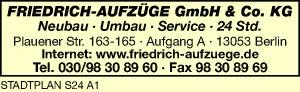 Friedrich-Aufzüge GmbH & Co. KG