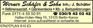 Schäfer, Werner & Sohn, Inh. J. Schäfer