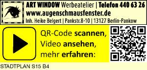 Logo von Art Window Werbeatelier