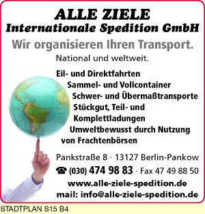 Alle Ziele Internationale Spedition GmbH