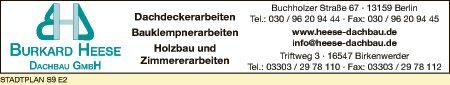Burkard Heese Dachbau GmbH