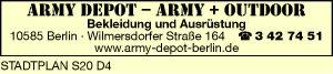 Army Depot