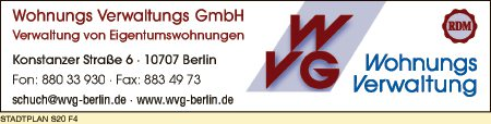 Wohnungs Verwaltungs GmbH - WVG