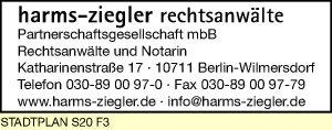 Harms-Ziegler