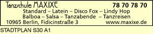 Maxixe Tanzschule