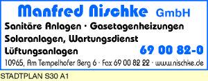 Nischke GmbH, Manfred