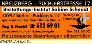Bestattungs-Institut Sabine Schmidt