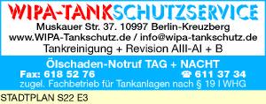 Wipa-Tankschutzservice