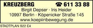 Depser, Birgit und Iris Heider