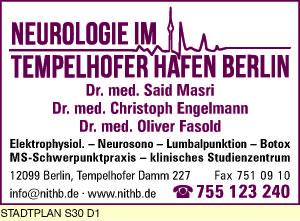 Masri, Said, Dr. med., Engelmann, Christoph, Dr. med. und Dr. med. Oliver Fasold