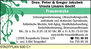 Jakubek, Peter & Gregor, Dres. und Ursula Linares Gocht