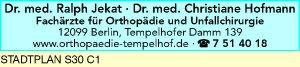Jekat, Ralph, Dr. med. und Dr. med. Christiane Hofmann