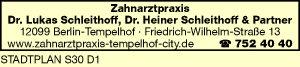 Schleithoff, Lukas, Dr., Schleithoff, Heiner, Dr. & Partner