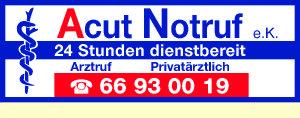 Logo von Acut Notruf e.K.