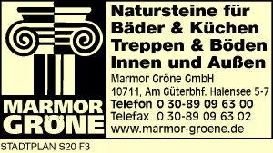 Logo von Marmor Gröne GmbH
