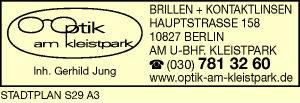 Optik am Kleistpark, Inh. Gerhild Jung