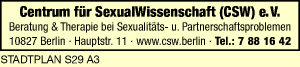 Centrum für SexualWissenschaft (CSW) e.V.