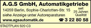 A.G.S GmbH