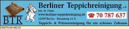 BTR Berliner Teppichreinigung e.K.