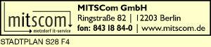 Logo von MITSCom GmbH