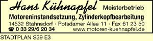 Logo von Kühnapfel Hans