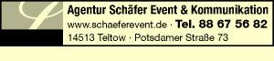Bild 1 Agentur Schäfer Event & Kommunikation in Teltow