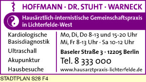 Hoffmann, Stuht, Dr. und Warneck
