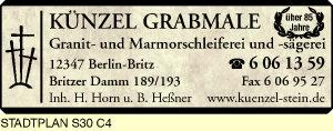 Künzel, Inh. H. Horn u. B. Heßner