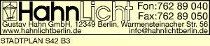 Hahn-Licht Gustav Hahn GmbH