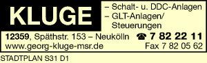 Logo von Kluge
