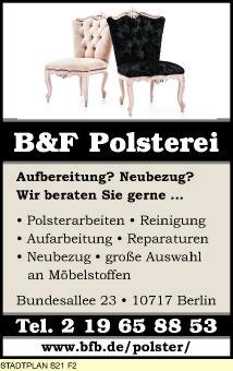 B & F Polsterei