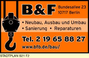 B & F