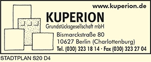 Kuperion Grundstücksgesellschaft mbH