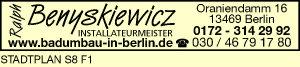 Logo von Benyskiewicz Ralph