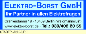 Elektro-Borst Elektroanlagen GmbH