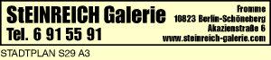 Logo von Fromme - StEINREICH Galerie